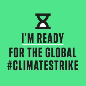Global Climate Strike promo